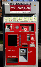 Vending Machines Cleveland Ohio Gorgeous RTA Says Fare Machines Don't Measure Up So Supplier Won't Get