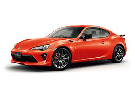 Toyota 86 Gets High Performance Package, Solar Orange Limited ...