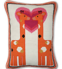giraffe furniture. Kissing Giraffe Pillow Furniture