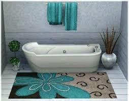 custom bath rug bathroom rug sizes brown and blue bathroom rug custom bath rug sizes custom shaped bath rugs