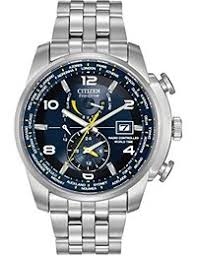 mens watches shop amazon uk citizen watch world time a t men s quartz watch blue dial analogue display and silver stainless steel