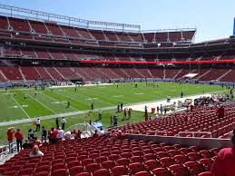 Levis Stadium View From Section 142 Vivid Seats