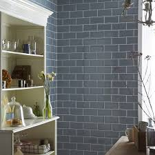 Kitchen Wall Tiles Uk 20x10 New Biselado Mineral Mist Kitchen Wall Tiles Wall Tiles