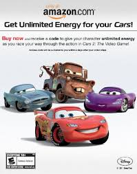 new release car games ps3Amazoncom Cars 2 The Video Game  Nintendo Wii Disney