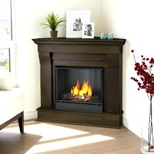 vent free corner gas fireplace corner gas fireplace with laminate flooring and glass floor and sofa