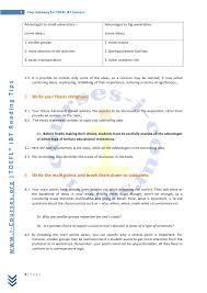 guide to writing a toefl essay independent task 3