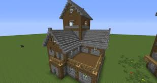 Small Picture Small modern house in minecraft pe