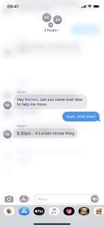 Tap send an sms reply to all recipients and get individual replies (mass text) additional notes. How To Respond To Specific Messages In Group Threads Single Chats Using Inline Replies In Ios 14 Ios Iphone Gadget Hacks