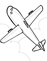 Small Picture Airplane Coloring Page Handipoints