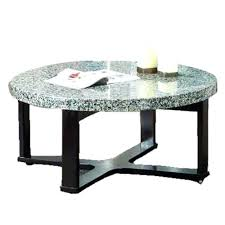 round coffee tables on circle shaped lift top table hammered silver
