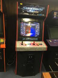 svc chaos street fighter arcade machine video games in