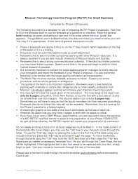 Free Sample Business Proposals Business Proposal Templates Examples Business Proposal Template 5
