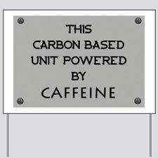 Funny Robot Sayings Yard Signs Cafepress