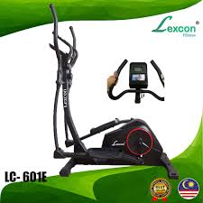 lexcon fitness ultra magnetic elliptical trainer
