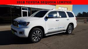 2018 Toyota Sequoia for Sale in North Platte, NE - Premier Toyota