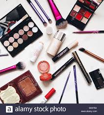 make up stock image