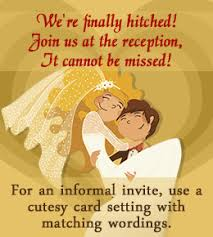 inviting friends for my marriage through whatsapp ~ matik for Wedding Invite Wordings For Whatsapp wedding invitation wording indian wedding invitation wording for whatsapp