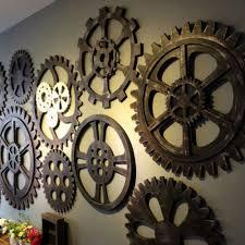 wall decor office bar antique steampunk