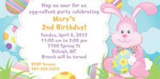 Easter Party Invitations Free Invitation Templates