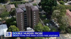 If you have coronavirus symptoms. 9 News Perth Brother And Sister Murdered In Victoria Park Facebook