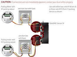 optoemu sensor v wiring to pulse inputs optoemu sensor 3v pulse inputs wiring diagram