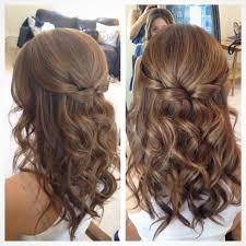 Down Medium Hair Wedding Hairstyles Hair Cut And Hairstyle