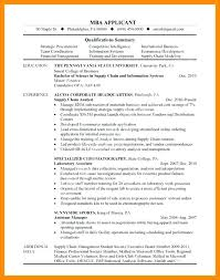 Here Are Sample Mba Resume Resume Template Master Of Business ...