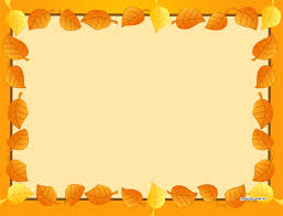Autumn Border Backgrounds For Powerpoint Nature Ppt Templates