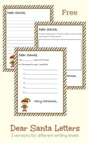 Letter To Templates Free Printable Letters For Kids Send Father