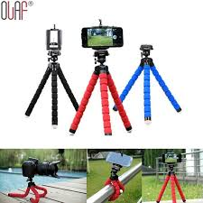 <b>OLAF Phone Holder Flexible</b> Octopus Tripod Bracket Mount | Phone ...