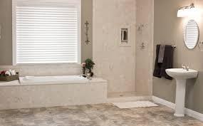 tile and acrylic