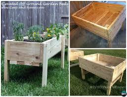 build elevated garden bed. Exellent Garden Easy Raised Bed Garden Fresh Diy Elevated 20  Ideas Inside Build