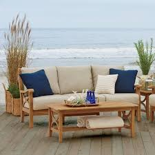 Teak Patio Furniture You ll Love