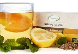 <b>Natural Refreshing Mint Herbal</b> Tea (20 Bags) – Primal Living