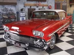 1958 Chevrolet Bel Air / Impala 6.5 Liter V8 Big Block Classic car ...