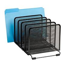 office paper holders. Mesh Letter Tray Mail Sorter Document Desk Office File Organizer Paper Holder\u2026 Holders A
