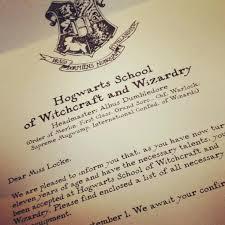 Hogwarts Letter Template Free New Harry Potter Letter Template