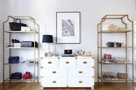 dream home office. homeofficetourdecoratingideaswhitegoldcampaign dream home office