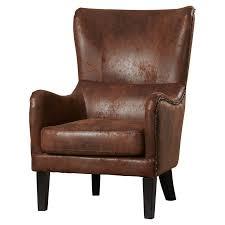 Gordon High Back Wingback Chair Reviews Joss Main