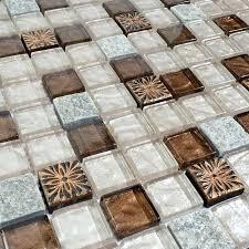 mosaic glass tile backsplash ideas decoration glass mosaic tile silver metal mosaic stainless in glass mosaic