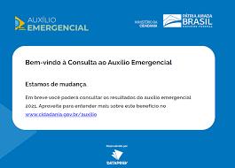 Sistema do auxílio emergencial 2021 atrasa e governo muda data em que o  trabalhador poderá saber se tem direito ao benefício