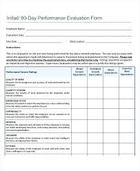 Employee Performance Review Template Efficient Accurate Snapshot Day ...