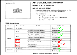 runner a c amplifier electrical issues forums below is the wiring diagram the 5 6 7 wires traced to their origins