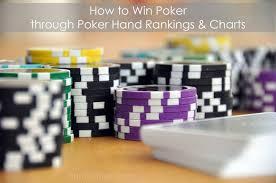 Poker Strategy Hand Chart Secret Strategy To Win Poker Through Poker Hand Charts