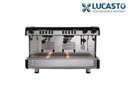 Máy pha cà phê Faema E98 UP Auto - 2 Group - Thiết bị horeca - Lucasto