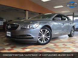 2018 buick lacrosse vehicle photo in cuyahoga falls oh 44221