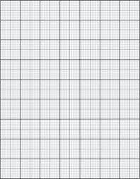 Loose Leaf Graph Paper Loose Leaf Paper 5 Mm X 5 Mm Graph
