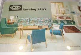 ikea retro furniture. plain furniture photo ikea catalogue from 1963 for retro furniture o