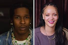 Here's what you need to know about hew new beau. Dlisted Rihanna And Alleged Boyfriend A Ap Rocky Got Flirty While Interviewing Each Other For Vogue