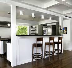 Kitchen Bar Furniture Kitchen Islands With Bar Stools Source Insidesign Modern Kitchen